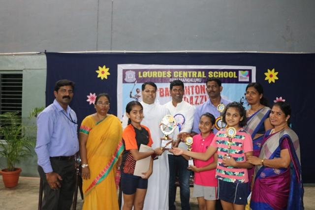 Lourdes Central School-Winner Girls